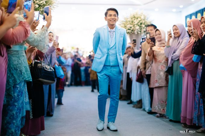 The Wedding of Angga Putra & Afnaaliya by Trickeffect - 041