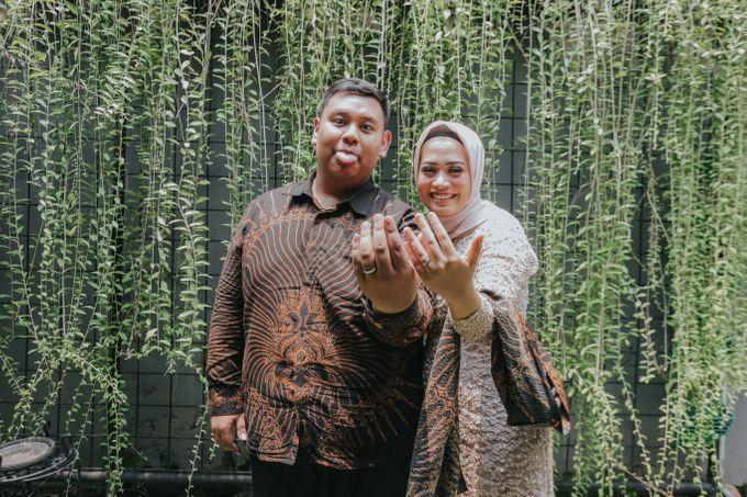 DINI & AGI WEDDING by Akuwedding - 026