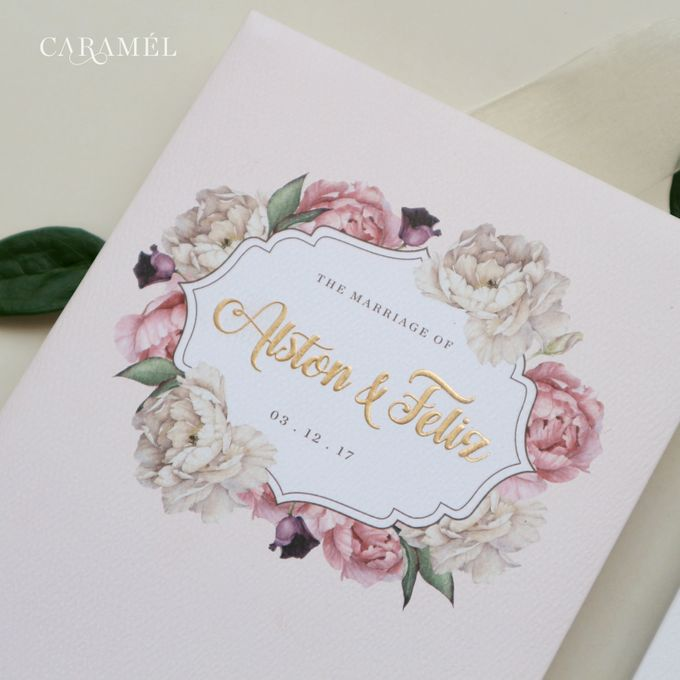 Alston + Feli by Caramel Card - 002
