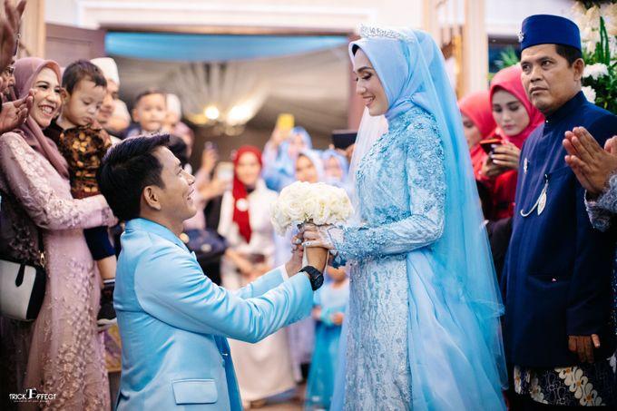 The Wedding of Angga Putra & Afnaaliya by Trickeffect - 043