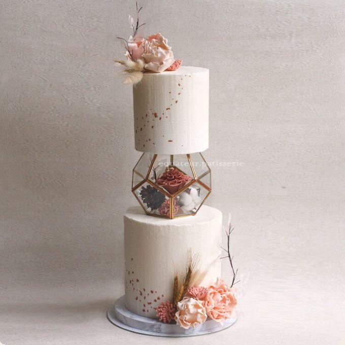 Wedding Cake by Équateur Patisserie - 001
