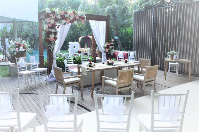 THE WEDDING OF ADE & AME by DIY Planner - 008