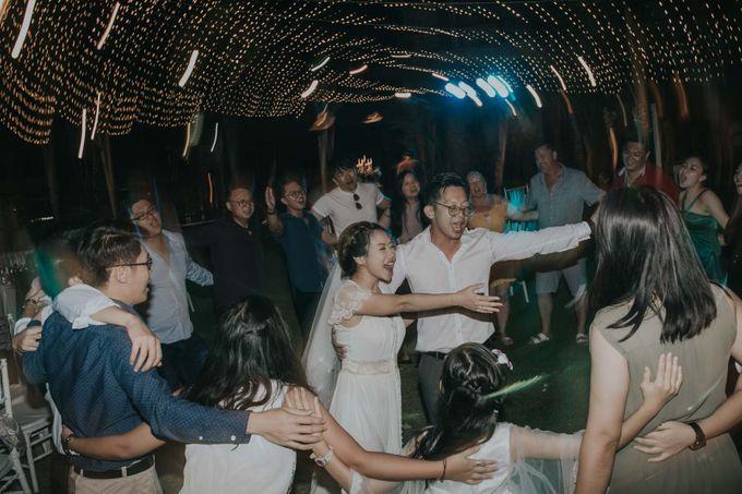 Wedding of  Agnes & Jet by Nika di Bali - 006