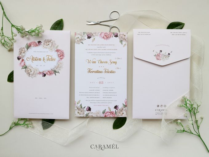 Alston + Feli by Caramel Card - 003