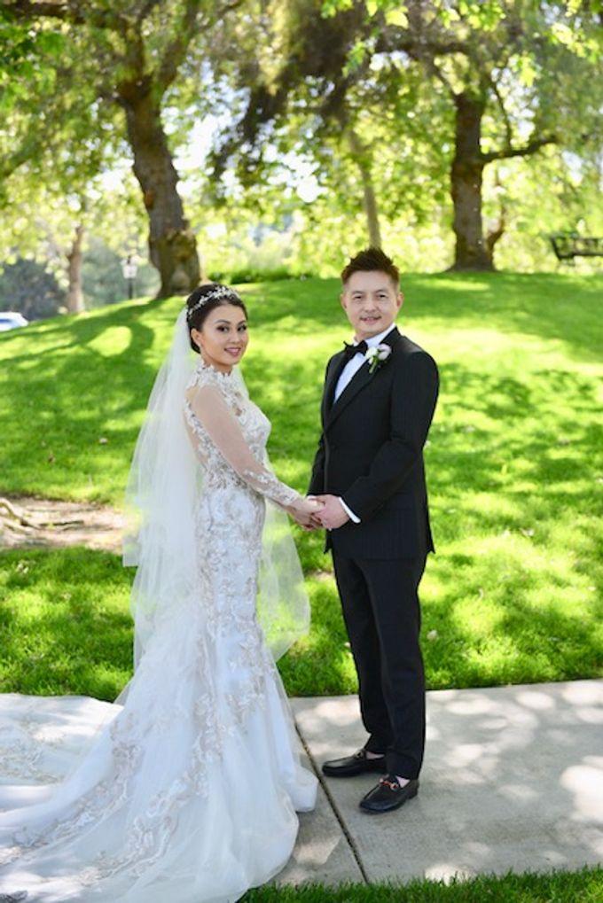 The Wedding of  Hendra &Melita by Yumi Katsura Signature - 001
