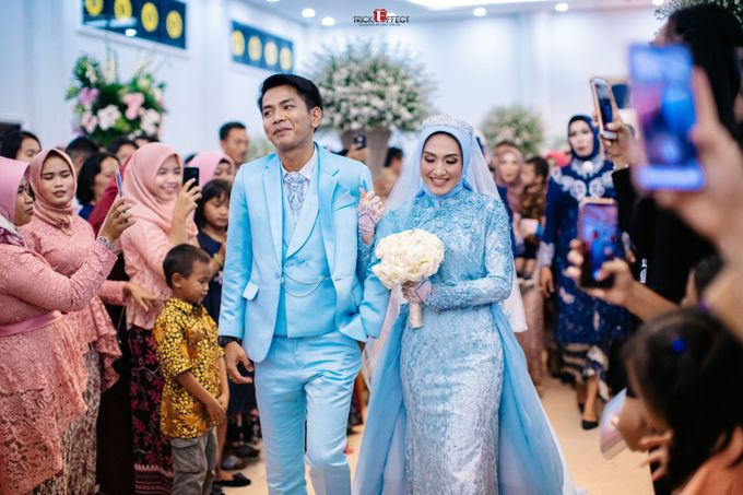The Wedding of Angga Putra & Afnaaliya by Trickeffect - 044