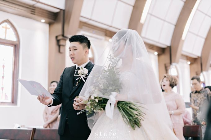Wedding - Christian & Melly by State Photography - 023