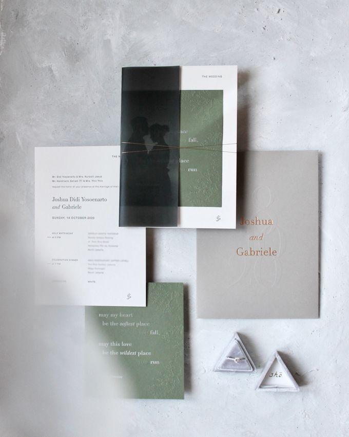 Joshua & Gabriele Invitation Suite by Sho Paper - 002