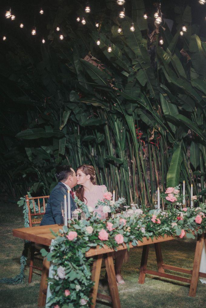 Sweet Rustic Wedding at New Kuta Golf & Villa Bayu Bali by Silverdust Decoration - 021