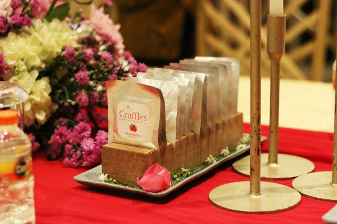 Naufal & Selly Wedding by D'LANIER Artisan Chocolates - 002