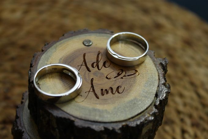 THE WEDDING OF ADE & AME by DIY Planner - 001