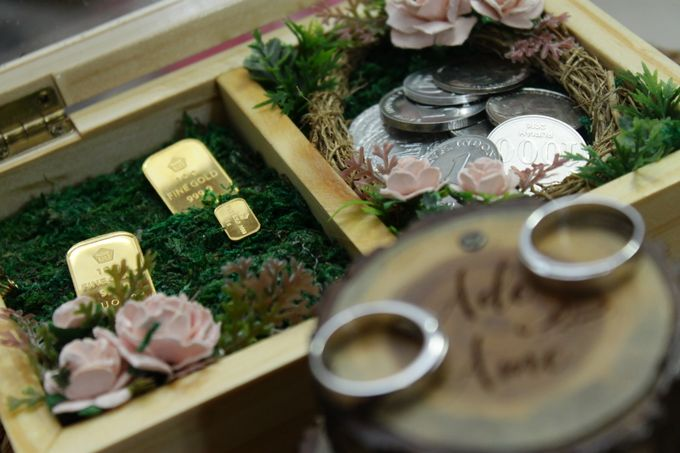 THE WEDDING OF ADE & AME by DIY Planner - 004