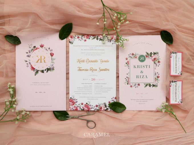 Kristi  &+ Riza by Caramel Card - 002