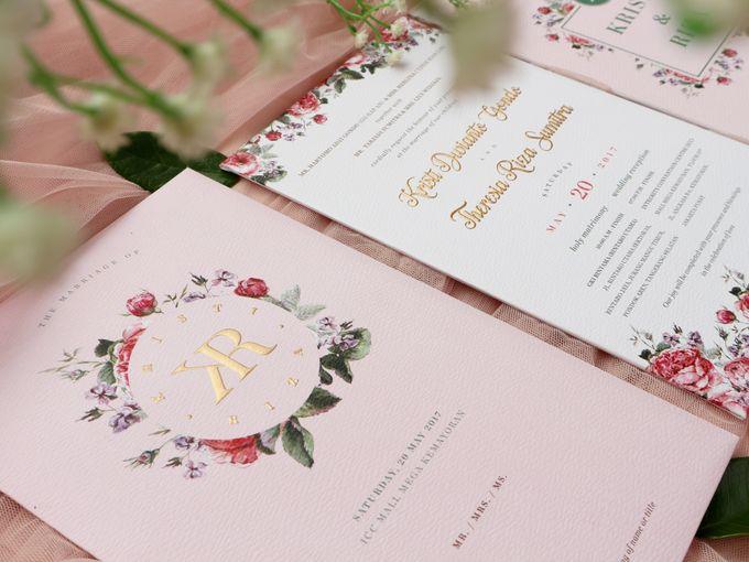 Kristi  &+ Riza by Caramel Card - 001