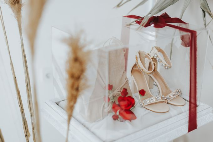 Indah Engagement Hampers by Bloomette - 006