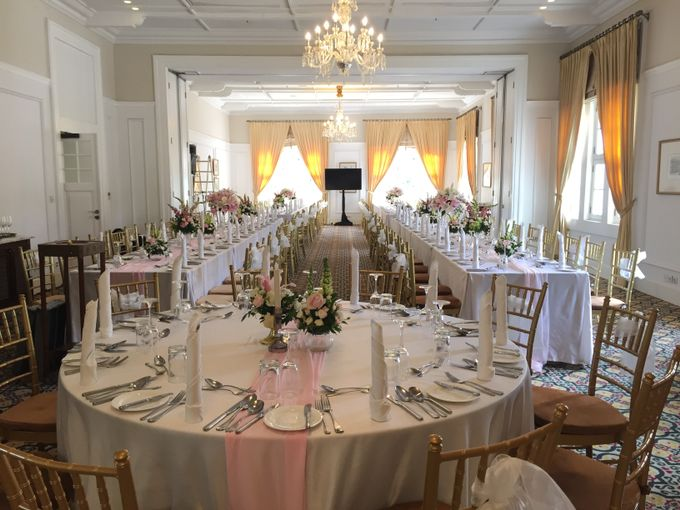 Carla and Clief Wedding by de_Puzzle Event Management - 002