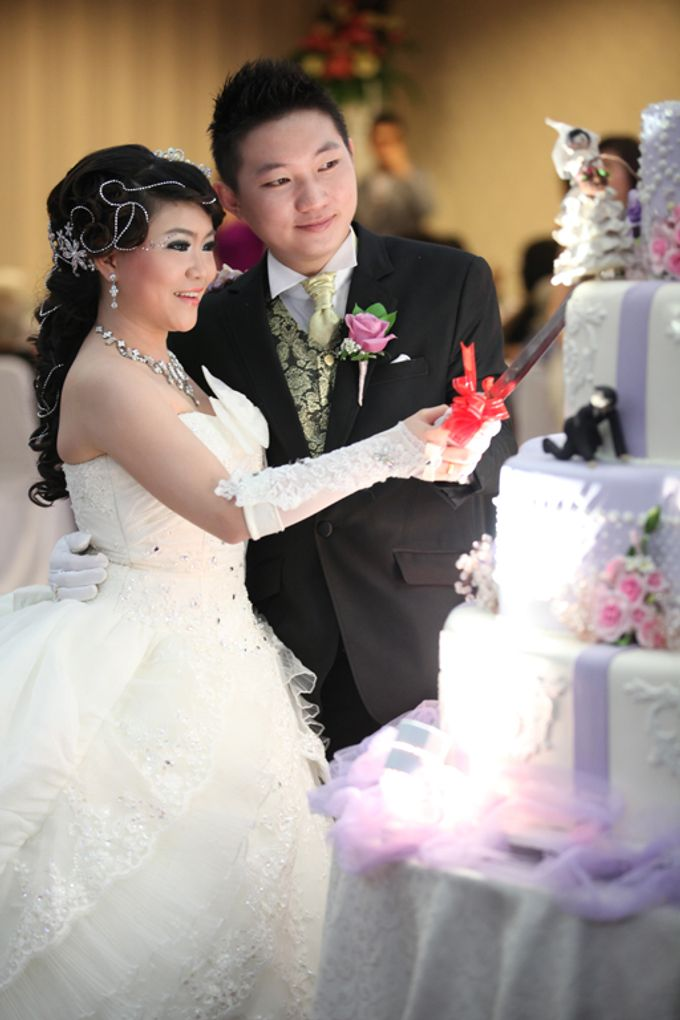 the wedding of Rudy & Yolin - 26 Oktober 2012 by Full House the organizer & entertainment - 002
