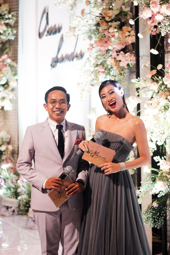 Opank for The Wedding of Oscar & Sandra by Smara Photo - 002