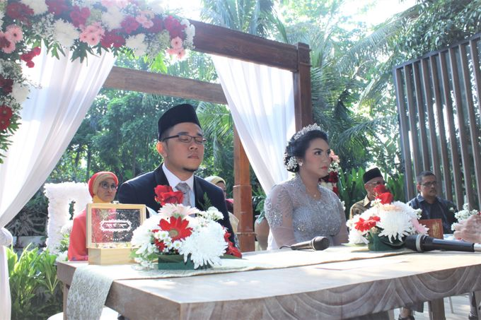 THE WEDDING OF ADE & AME by DIY Planner - 007