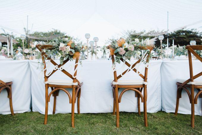 Summer - Modern Beach Wedding at Inaya Resort by Silverdust Decoration - 007