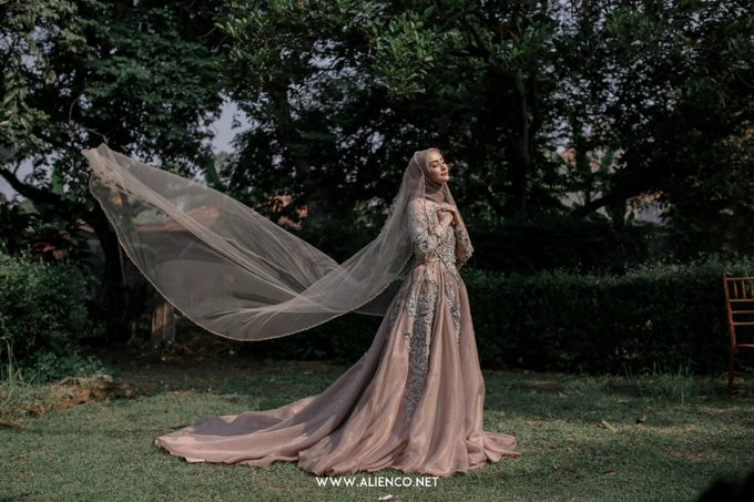 The Wedding Of Melly & Wisnu by alienco photography - 032