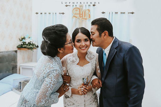 Budi & Ayu Wedding day by lop - 006