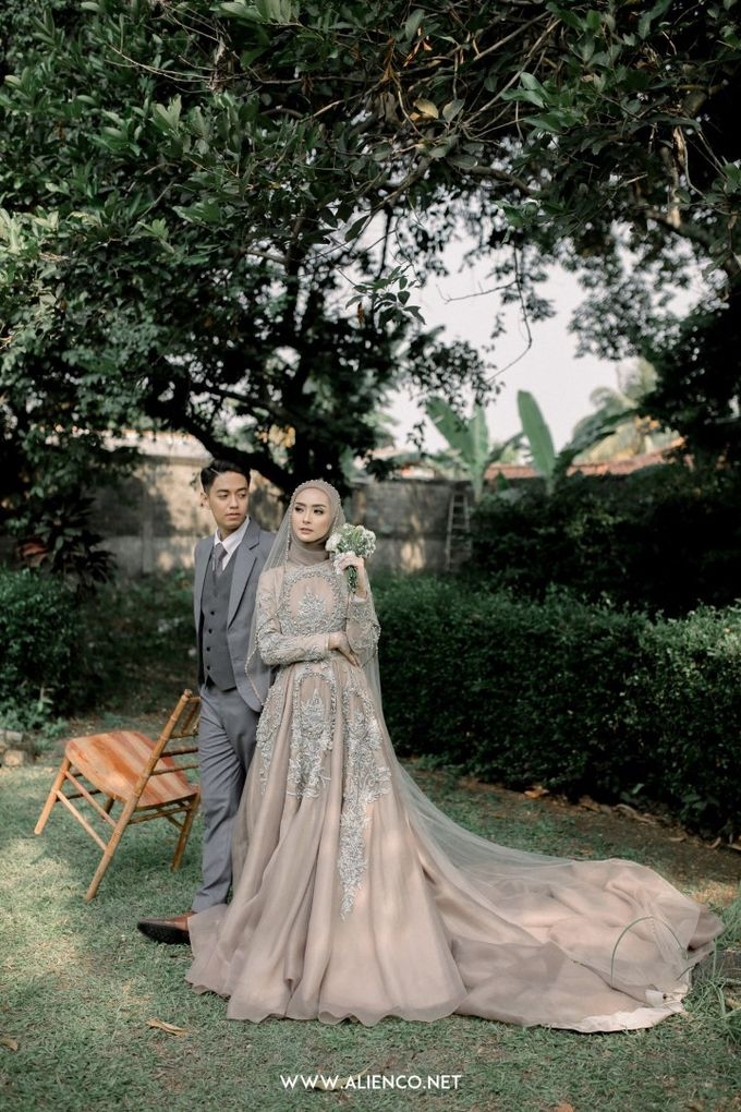 The Wedding Of Melly & Wisnu by alienco photography - 033