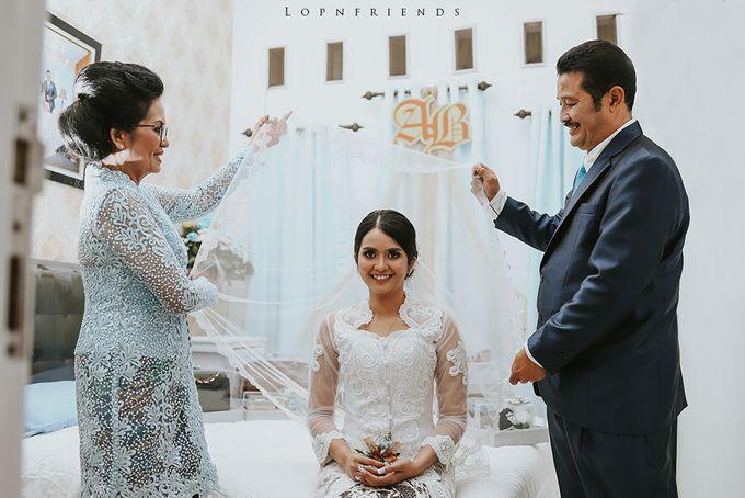 Budi & Ayu Wedding day by lop - 007