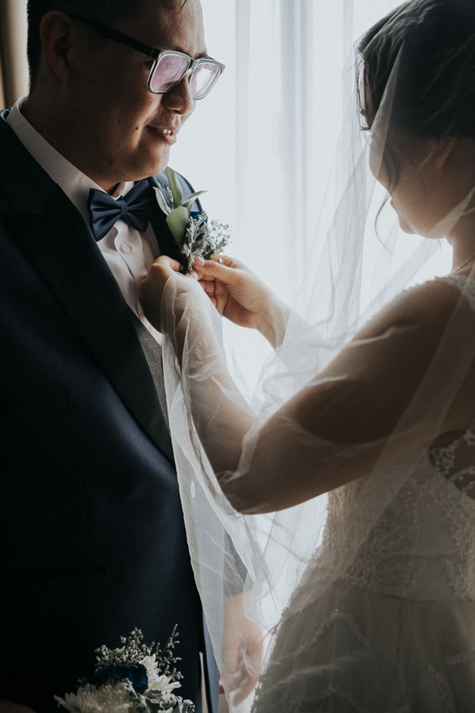 Wedding Rendy & Yolan by vima lokanatha - 014