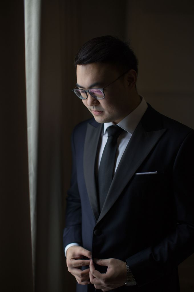 The Wedding of Michael & Livia by Wong Hang Distinguished Tailor - 002