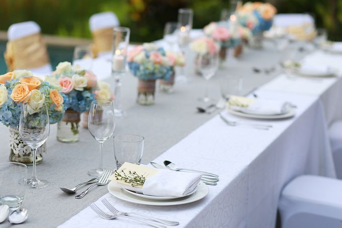 GOLD WEDDING PACKAGE by IMPIANA PRIVATE VILLAS CEMAGI - 012