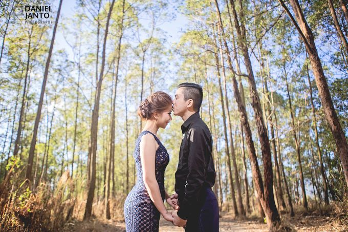 Love is a Commitment by Putri Bali Makeup - 023