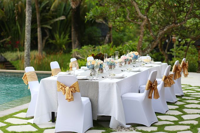 GOLD WEDDING PACKAGE by IMPIANA PRIVATE VILLAS CEMAGI - 013