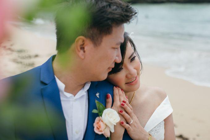 WEDDING OF LISAWATY AND SUGIANTO by Courtyard by Marriott Bali Nusa Dua - 005