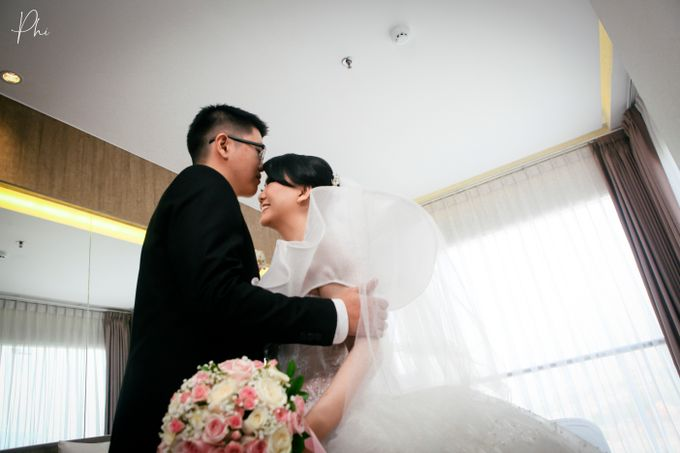 Handy & Amanda Wedding Day by PhiPhotography - 009