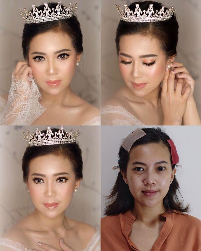 Makeup Portofolios by Xiaoling Makeup Artist - 015
