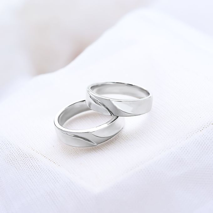 Wedding Ring - Simply Collection by ORORI - 007