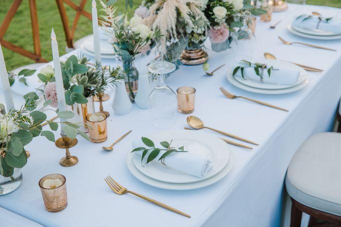 Summer - Modern Beach Wedding at Inaya Resort by Silverdust Decoration - 011