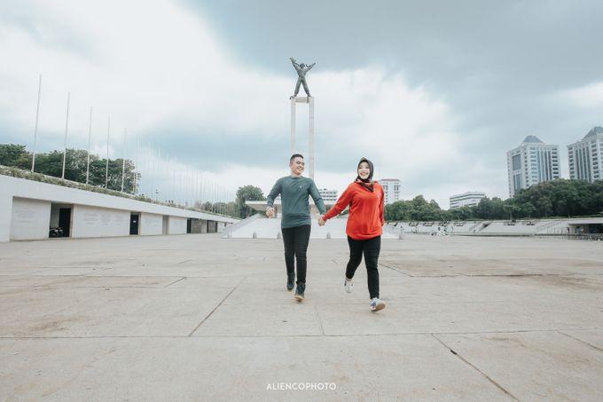 PREWEDDING OF RIRI & KUKUH by alienco photography - 014