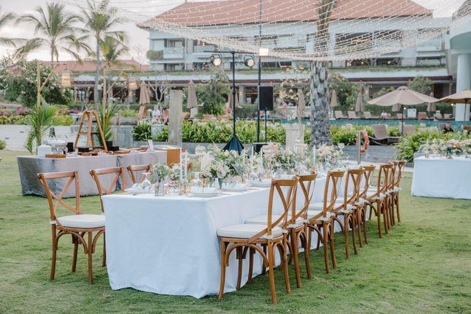 Summer - Modern Beach Wedding at Inaya Resort by Silverdust Decoration - 012