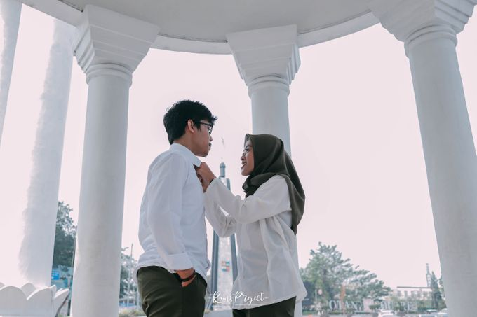 The Journey of Okta & Vina by Rains Project - 007