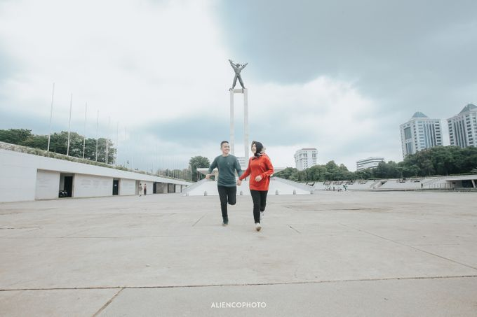 PREWEDDING OF RIRI & KUKUH by alienco photography - 015