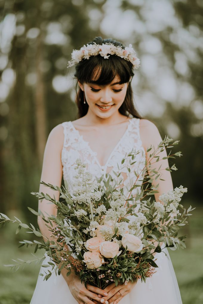 Wild & Free Styled Shoot by The Flower Practice - 005