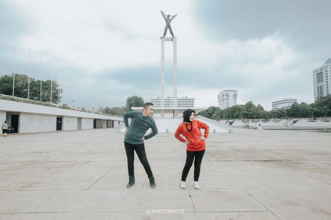 PREWEDDING OF RIRI & KUKUH by alienco photography - 016