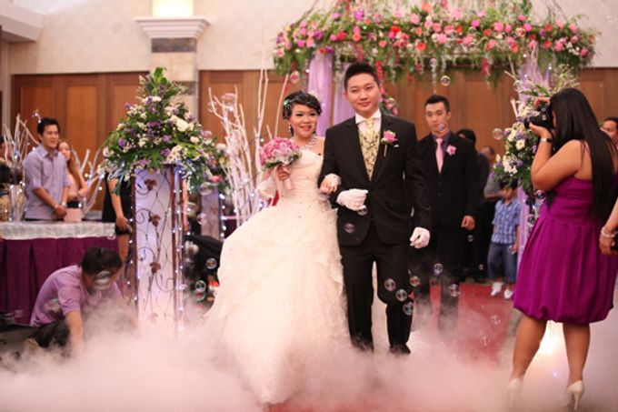 the wedding of Rudy & Yolin - 26 Oktober 2012 by Full House the organizer & entertainment - 004