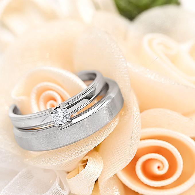 Wedding Ring - Bridal Ring by ORORI - 007