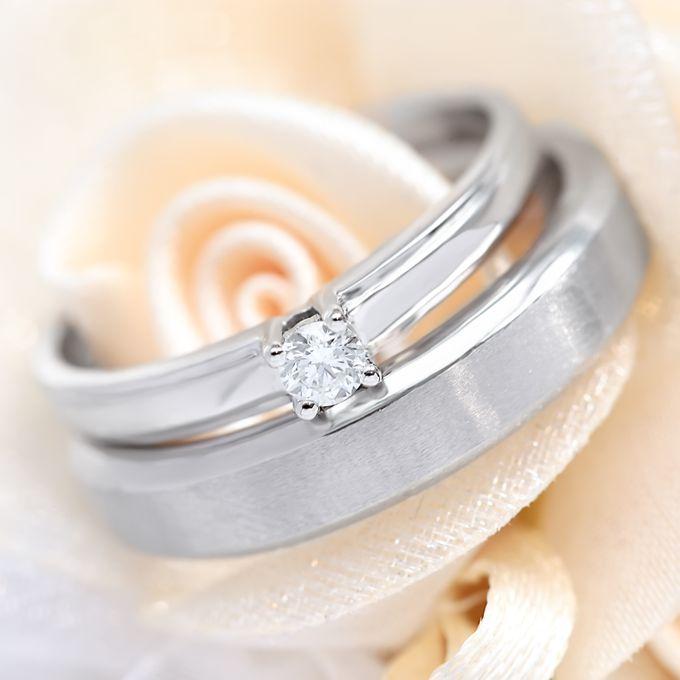 Wedding Ring - Bridal Ring by ORORI - 008