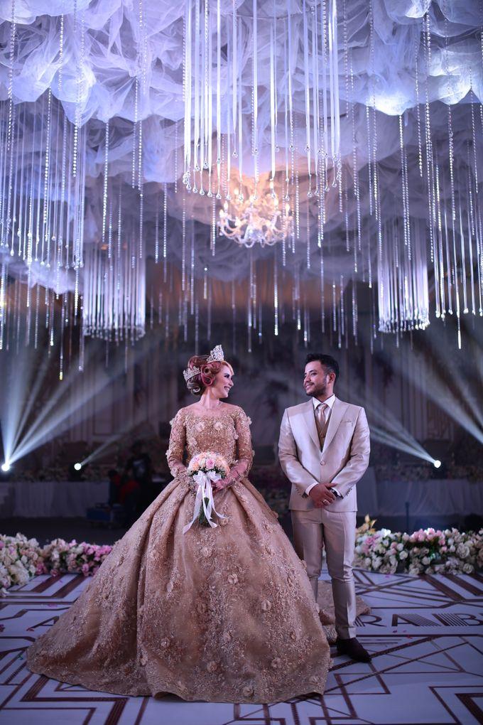 Wedding Of Azmi & Rabi'ah by The Great Larasati - 045