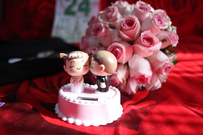 the wedding of Rudy & Yolin - 26 Oktober 2012 by Full House the organizer & entertainment - 006