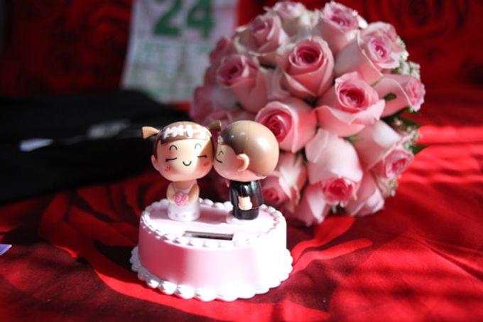 the wedding of Rudy & Yolin - 26 Oktober 2012 by Full House the organizer & entertainment - 006